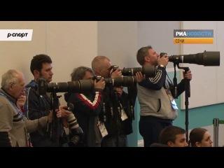 Чемпионки Игр-2014 Липницкая и Сотникова о конкуренции между собой.720