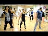 Мастер-класс hip-hop heels от иорданского хореографа Maxeem Ayyad в школе профессиональных танцовщиц Go-go -  Star Dance Project! Школа профессиональных go-go (PJ) и шоу танцовщиц, курсы, обучение go-go (PJ).